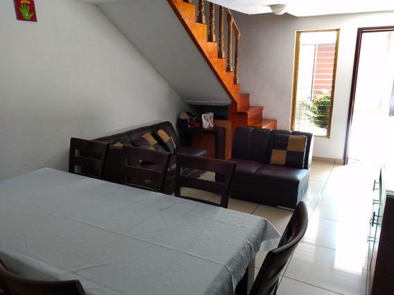 Bonita Casa Cerca De Mixcoac Y Barranca Del Muerto