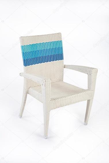 Cadeira Poltrona Imperial Fibra Para Varanda Piscina Jardim