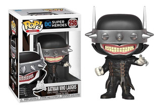 Funko Pop Exclusive Batman Who Laughs #256 Special Edition