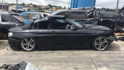 Bmw 420 Conversível 2015 Sucata Para Venda De Peças