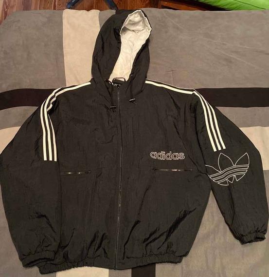 Experimentar En segundo lugar Equivalente  Campera Adidas Vintage Hombre | MercadoLibre.com.ar