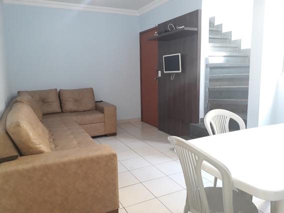 Cobertura Com 2 Quartos Para Comprar No Serrano Em Belo Horizonte/mg - Tw67