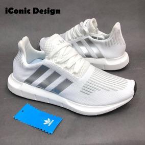 c0104e20e7 Adidas Swift Run Negros - Tenis para Hombre en Mercado Libre Colombia