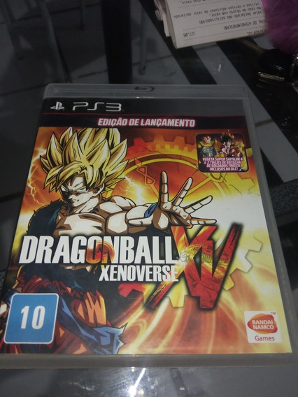 Dragon Ball Z Xenoverse Xv Ps3