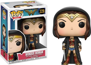 Funko Pop - Batman - Wonder Woman - Superman - Flash