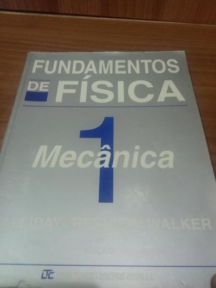 Fundamentos De Física - Mecânica 1 - Halliday Resnik Walker