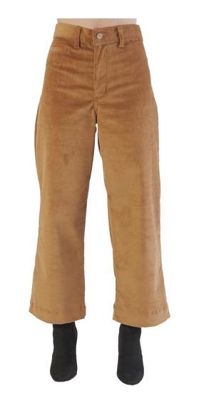 Pantalon Estilo Vintage Corderoy Mujer Mistral 45582