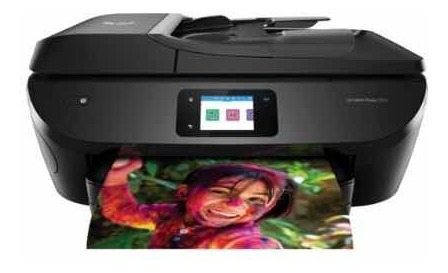 Impressora Multifuncional Hp Envy Photo 7855