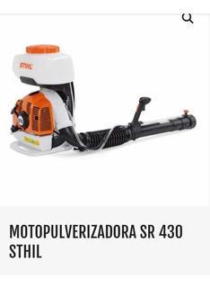 Motopulverizadora Stihl Sr 430