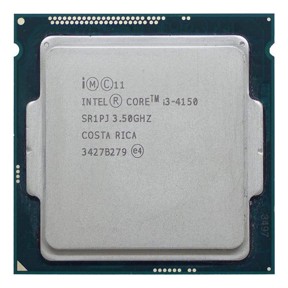 Processador Intel Core i3-4150 BX80646I34150 2 núcleos 32 GB