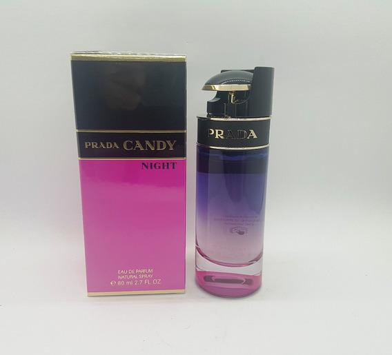 Prada Candy Night Feminino Eau De Parfum 80ml