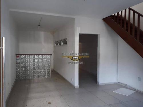 Sobrado Para Alugar, 110 M² Por R$ 2.500,00/mês - Tatuapé - São Paulo/sp - So1402