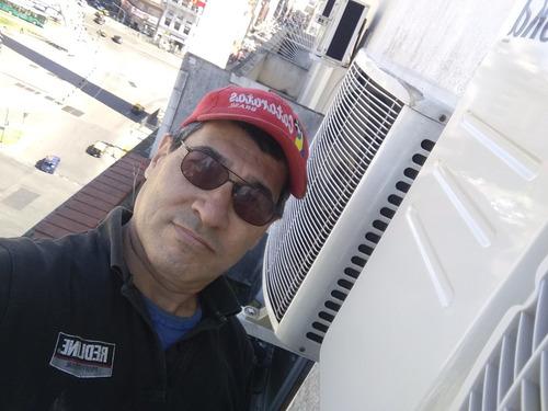 Imagen 1 de 5 de Instalador Split Aire Acondicionado
