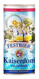 Cerveza Kaiserdom Lata 1l Festbier