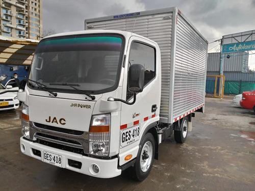Jac 1035 Kn Furgon Diesel