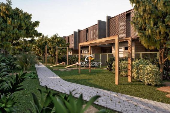 Casa Com 3 Dormitórios À Venda, 177 M² Por R$ 825.259,00 - Intermares - Cabedelo/pb - Ca0130