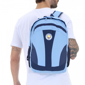Mochila Bolsa Masculina Barata E Original Manchester City