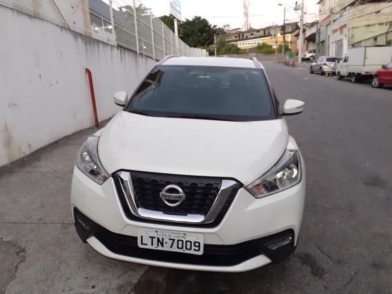 Nissan Kicks Sv 2017/2018 Automático Completão, Doc Em Dia