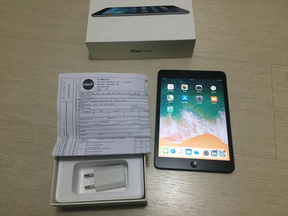 iPad Mini 16 Gb 4g + Wi-fi Modelo Me800bz/a - Aceito Celular