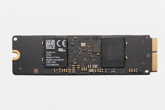 Apple Ssd 32gb 12+16 Pin Pcie 3.0 X4 Para Macmini Late 2014
