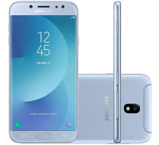 Samsung Galaxy J7 Pro J730g 64gb 3gb Ram Azul Vitrine 1