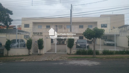 Imagem 1 de 7 de Condomínio Morada Dos Ypes - Kitnet A Venda No Bairro Wanel Ville - Sorocaba, Sp - Ap07443