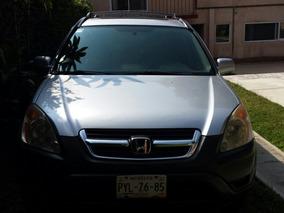 Honda Cr-v 2.4 Exl 166hp Mt 2003