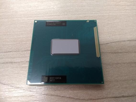 Processador Intel Para Notebook I5 3230m Sr0wy. Perf. Estad