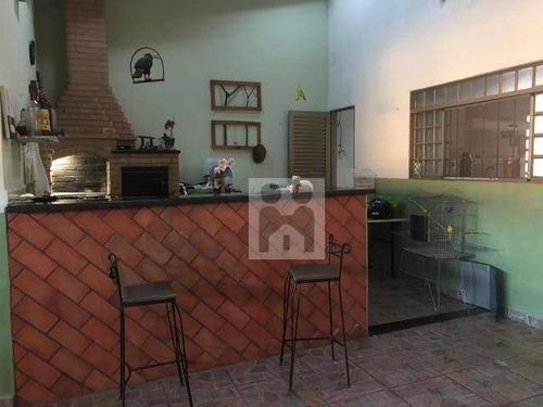 Imagem 1 de 14 de Casa Com 4 Dormitórios À Venda, 214 M² Por R$ 300.000,01 - Planalto Verde - Ribeirão Preto/sp - Ca0449