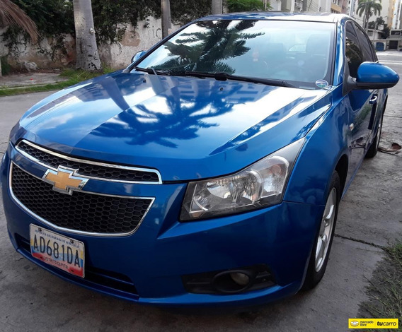 Chevrolet Cruze Lt Automatico