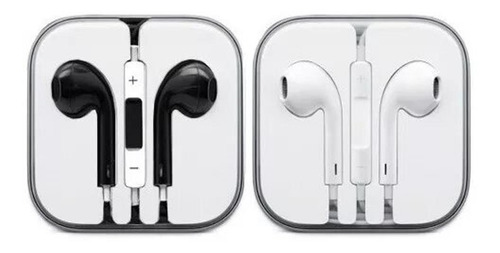 Auriculares Earpods Manos Libres Compatibles iPhone Android