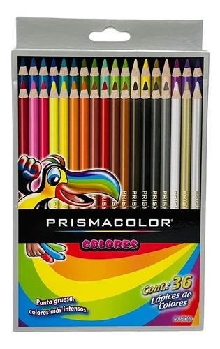 Colores Prismacolor Caja 36 Unidades