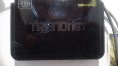 Router Trendnet Wifi Tew-651br