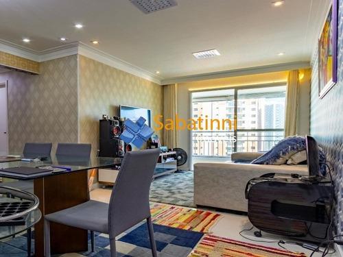 Imagem 1 de 30 de Apartamento A Venda Em Sp Tatuapé - Ap04098 - 69212703