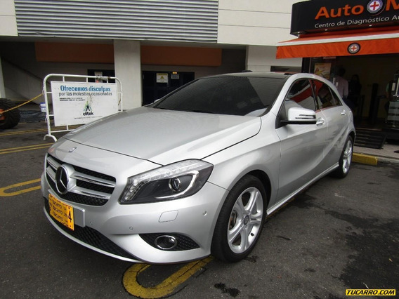 Mercedes Benz Clase A 1.6 Turbo