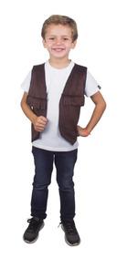 Colete Country Infantil 2361