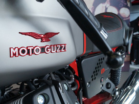 Moto V7 Guzzi Racer Nueva