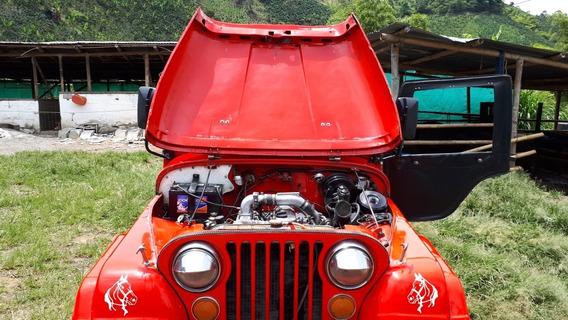 Jeep Cj Cj 6