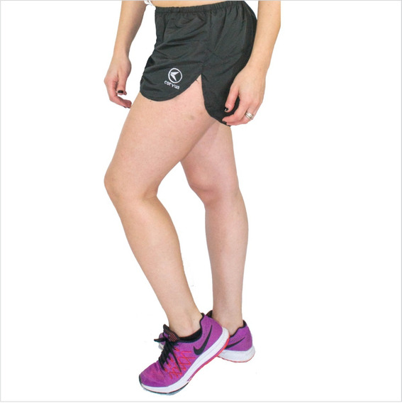 Short Running Atletismo Mujer Corvus Piper Training Gym Run