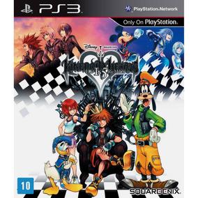 Kingdom Hearts Hd 1.5 Remix Ps3 Mídia Física