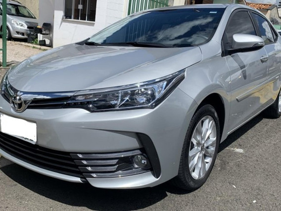Toyota Corolla Xei Automatico 2.0 2018/2018 Baixo Km
