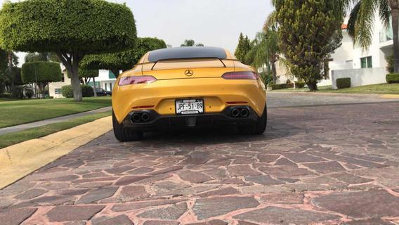 Mercedes-benz Gt 4.0 S At 2016
