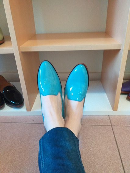Mp Calzados. Zapatos De Mujer. Slipper. 100% Cuero