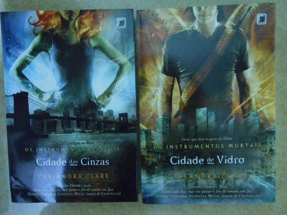 Os Instrumentos Mortais, Série, Cassandra Clare