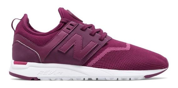 Zapatillas Lifestyle New Balance Wrl247 Mujer N10190003 On