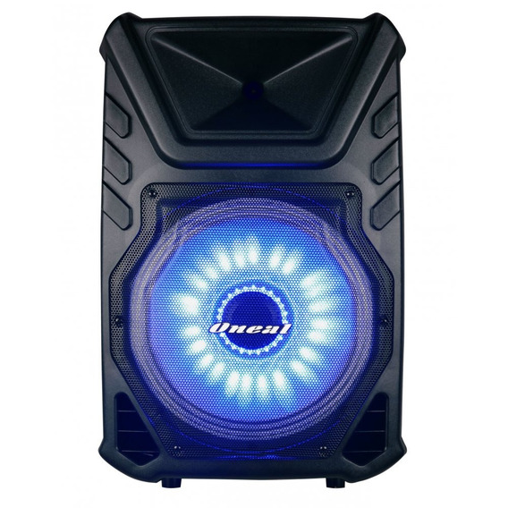Caixa Multiuso Oneal Omf450 Bt Usb Fm C/ Bateria + Microfone