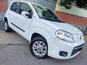 Fiat Uno 1.4 Attractive 2014 Pack Seguridad Full Nafta Dueño