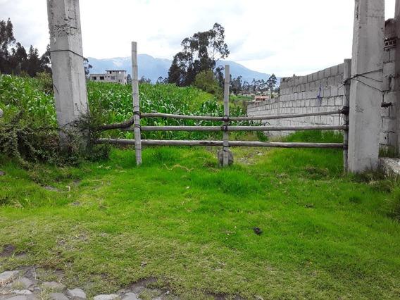 Venta De Terreno Otavalo