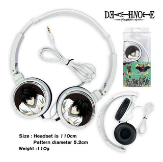 Death Note Anime Surround Telefone Móvel Mp3 Universal Com F