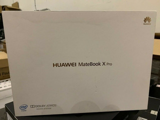 Nueva Computadora Portátil Huawei Matebook X Pro De 13,9 Pul